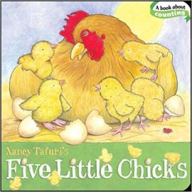 5 little chicks for story retelling
