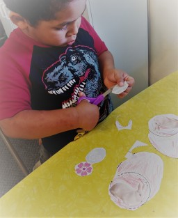 Spring Craft for PreK Kindergarten Art