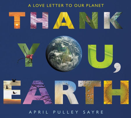 THANK YOU EARTH Earth Day Craft Free Printable