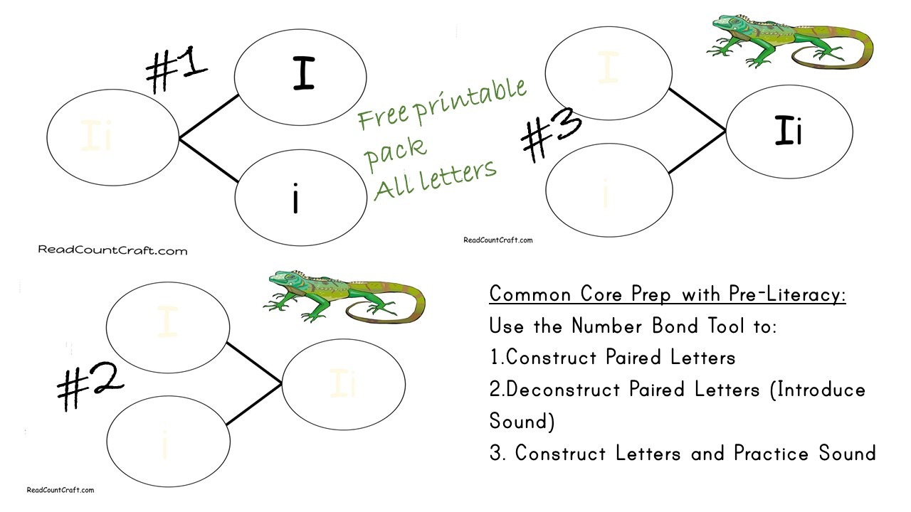 Preschool Common Core Prep and Literacy