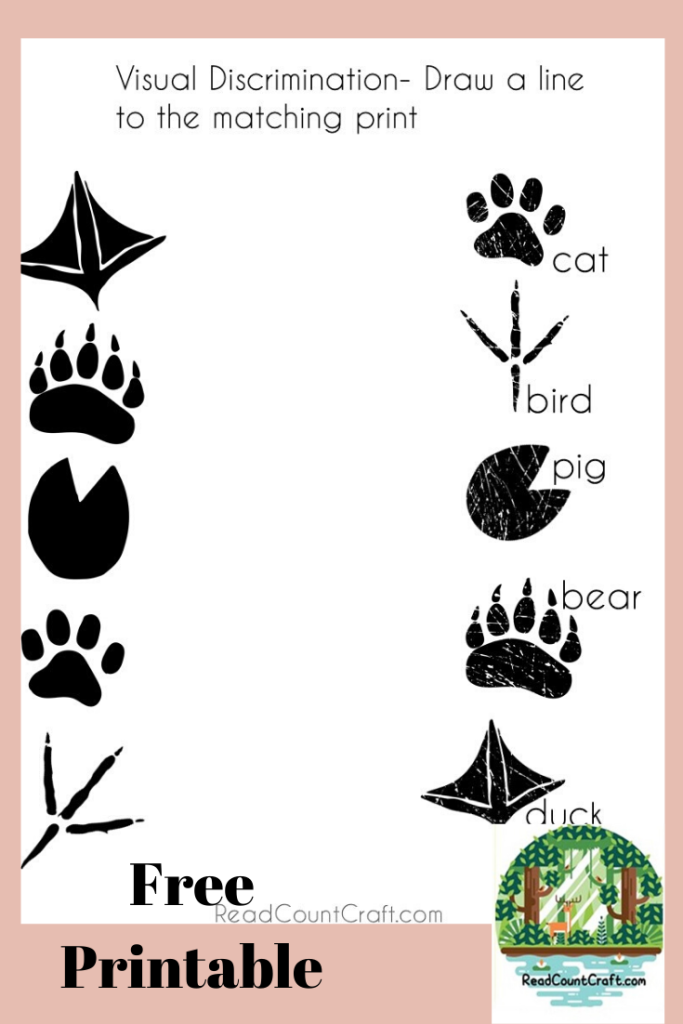 Preschool Winter Tracks Book List Free Printables