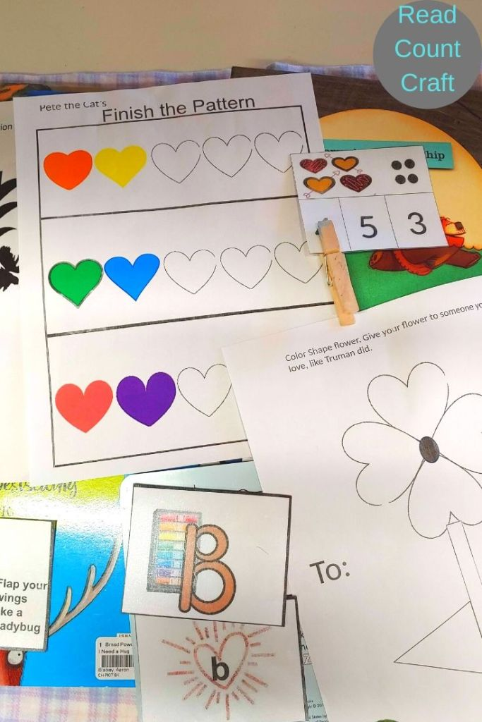 Best Preschool Books Practice Pages Example