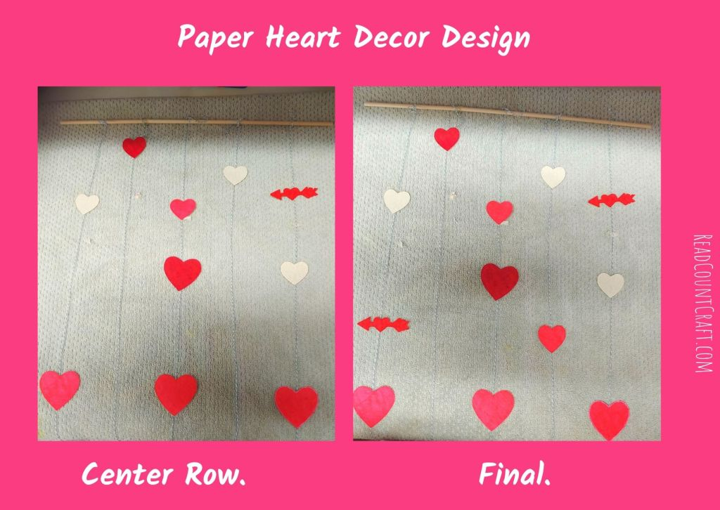 DIY HEART DECORATIONS